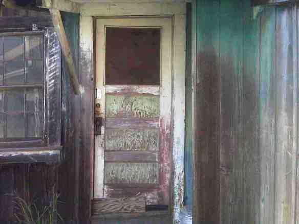 Paia door